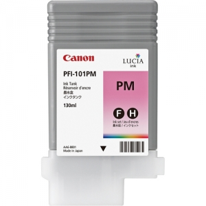 Canon PFI-101PM Photo Magenta Ink Cartridge 130ml 0888B001AA