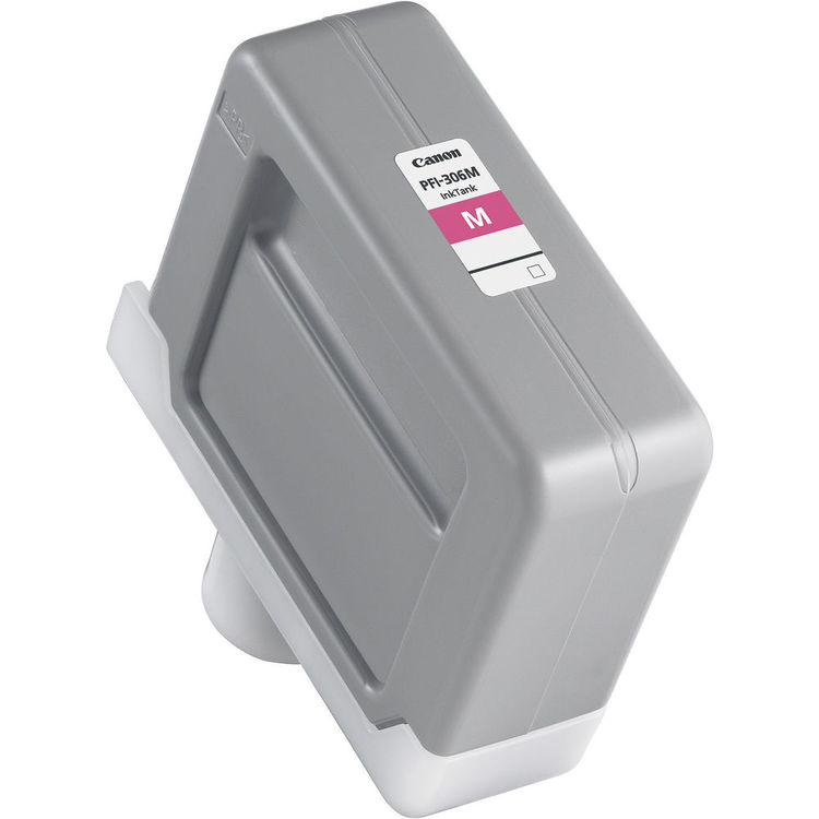 Canon PFI-306M Magenta - 330ml Ink Tank - for Canon iPF8300, iPF8300S, iPF8400, iPF8400S, iPF8400SE, iPF9400 & iPF9400S Printers - 6659B001AA - express delivery from GDS - Graphic Design Supplies Ltd