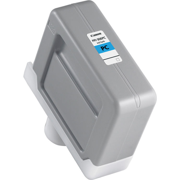 Canon PFI-306PC - 330ml Ink Tank - for Canon iPF8300, iPF8300S, iPF8400, iPF8400S, iPF9400 & iPF9400S Printers - 6661B001AA - express delivery from GDS - Graphic Design Supplies Ltd
