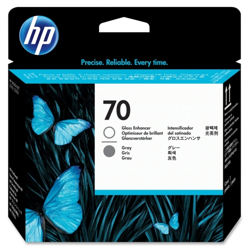 HP 70 Gloss Enhancer Cartridge  - 130ml Ink Tank - for HP DesignJet Z3100 & Z3200 Printers - C9459A - express delivery from GDS - Graphic Design Supplies Ltd