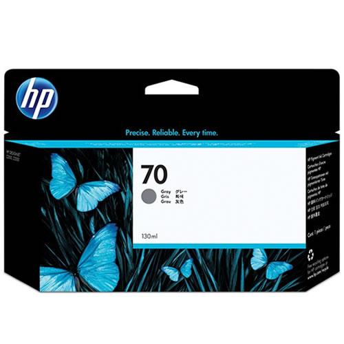 HP 70 Grey Ink Cartridge 130ml C9450A