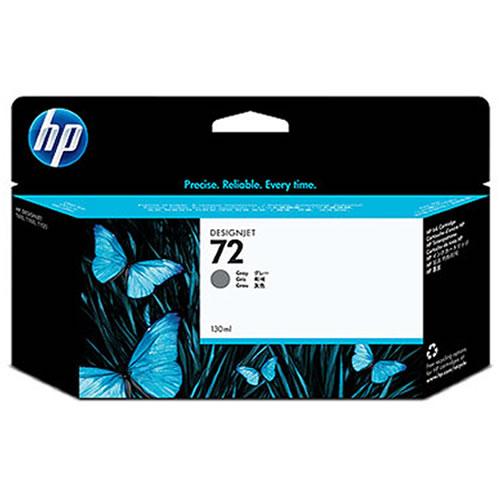 HP 72 Grey Ink Cartridge 130ml C9374A