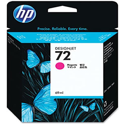 HP 72 Magenta Ink Cartridge 69ml C9399A