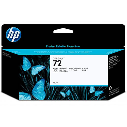 HP 72 Photo Black Ink Cartridge 130ml C9370A