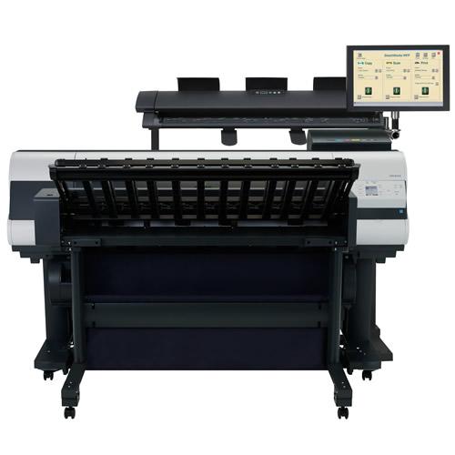 Canon M40 - make your Canon imagePROGRAF iPF850 Printer a single footprint MFP