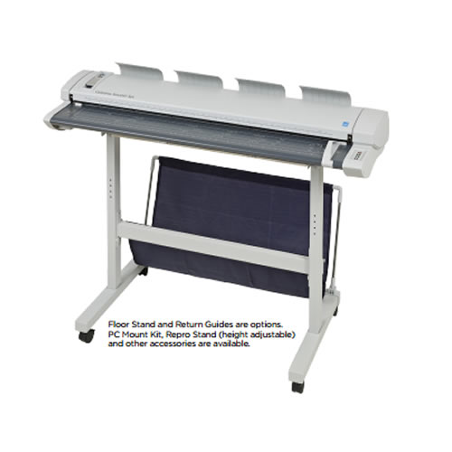 Colortrac Scanner Floorstand for Colortrac SmartLF SC and SG scanner ranges - scanner not included