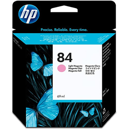HP 84 Light Magenta Ink Cartridge 69ml C5018A
