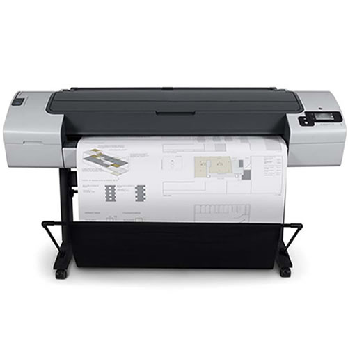 HP DesignJet T1300PS Printer - 44 inch Wide Format Postscript Technical Plotter