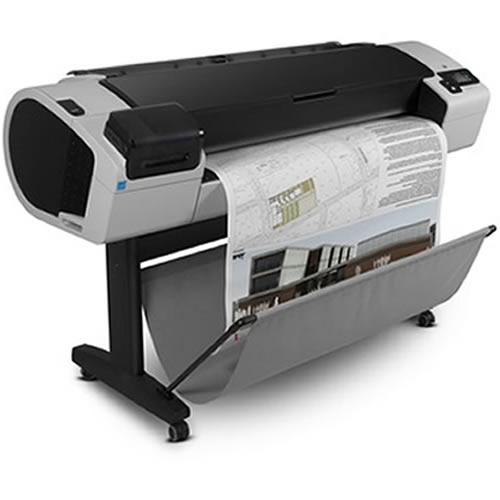 HP DesignJet T795 ePrinter - 44inch Technical Plotter