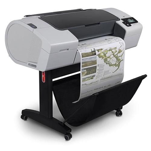 Hewlett Packard HP Designjet T790PS 24 inch A1 Postcript Plotter