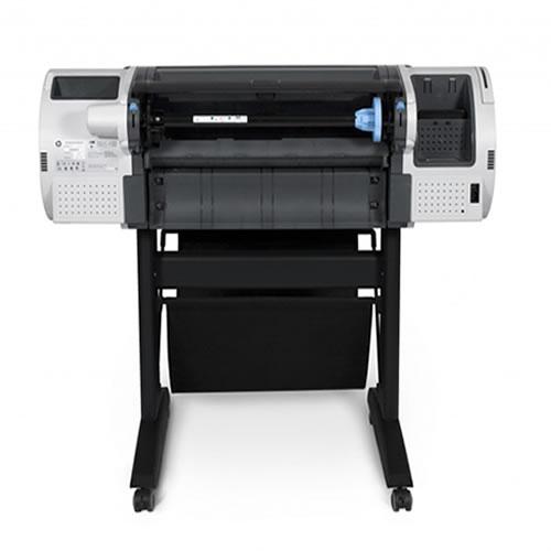 Hewlett Packard HP Designjet T790PS 24 inch A1 Postcript Plotter - rear view