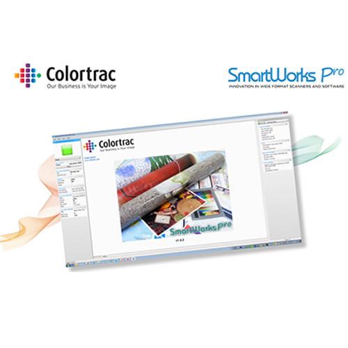 Colortrac SmartWorks Pro Software - SCAN