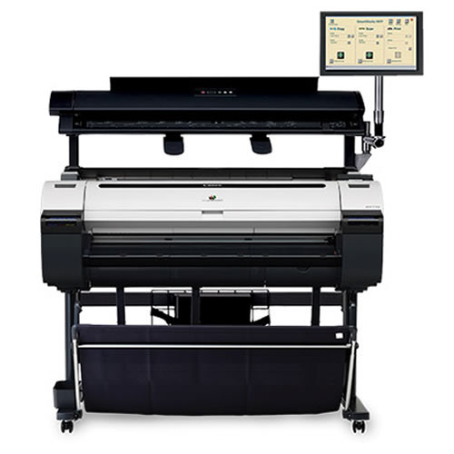 Canon imagePROGRAF M40 MFP Solution with iPF770