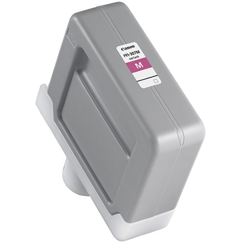 Canon PFI-307M Magenta Ink Cartridge - 330ml Ink Tank - for Canon iPF830, iPF840 & iPF850 Printers - 9813B001AA - express delivery from GDS - Graphic Design Supplies Ltd