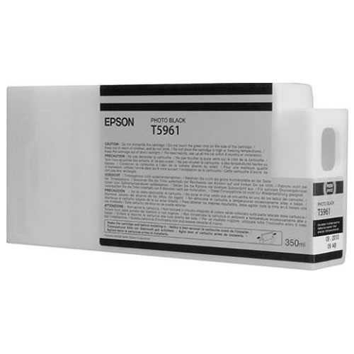 Epson T596100 Photo Black Ink Tank Cartridge 350ml C13T596100