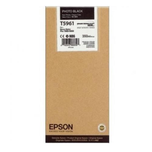 Epson T596100 Photo Black Ink Tank Cartridge 350ml C13T596100