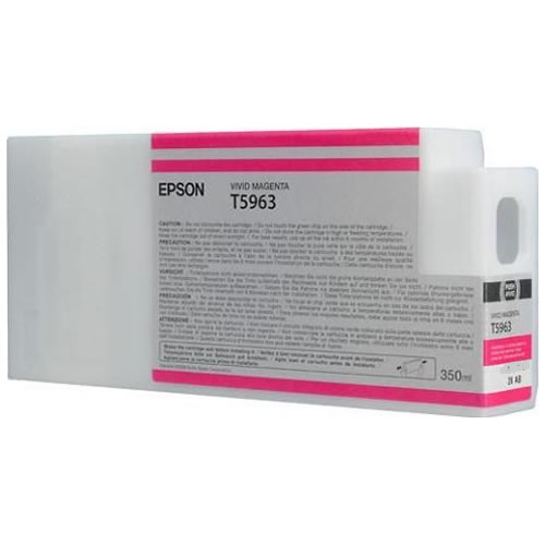 Epson T596300 Vivid Magenta Ink Tank Cartridge 350ml C13T596300