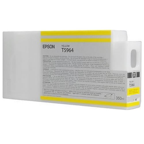 Epson T596400 Yellow Ink Tank Cartridge 350ml C13T596400