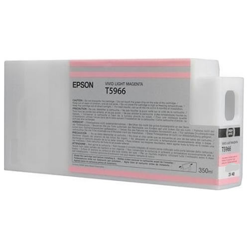 Epson T596600 Vivid Light Magenta Ink Tank Cartridge 350ml C13T596600