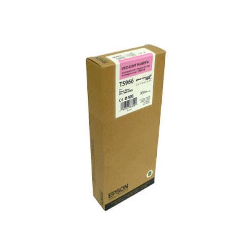 Epson T596600 Vivid Light Magenta Ink Tank Cartridge 350ml C13T596600 Boxed