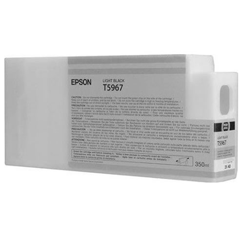 Epson T596700 Light Black Ink Tank Cartridge 350ml C13T596700