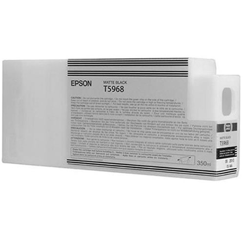 Epson T596800 Matte Black Ink Tank Cartridge 350ml C13T596800