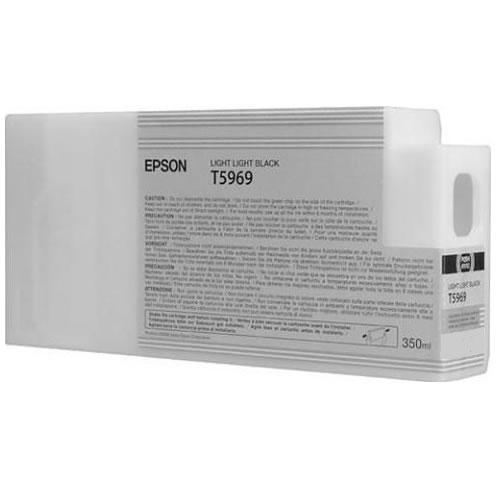 Epson T596900 Light Light Black Ink Tank Cartridge 350ml C13T596900