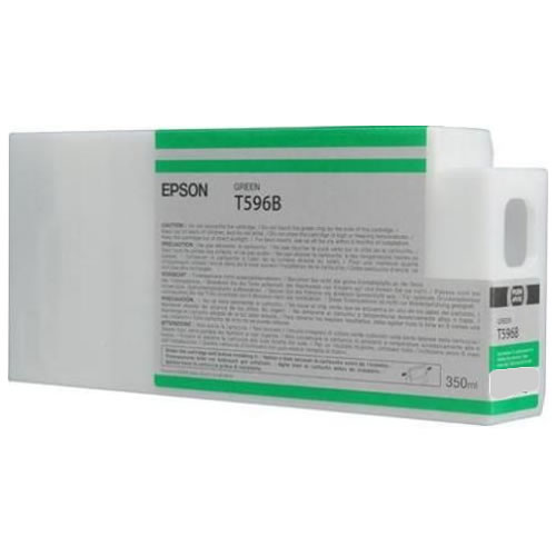 Epson T596B00 Green Ink Tank Cartridge 350ml C13T596B00