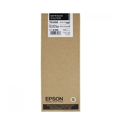 Epson T636800 Matte Black Ink Tank Cartridge 700ml C13T636800 boxed