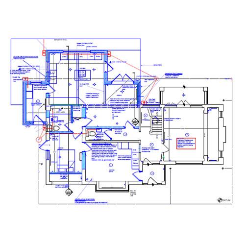 "GDS Matt Coated Paper Roll | 120gsm | 42"" inch | 1067mm x 30mt | Portfolio Quality | GDS-MCP120106730 for presentation plans"