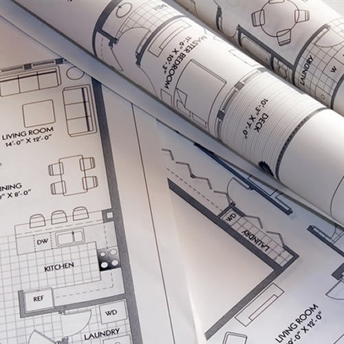GDS Draft Inkjet CAD Paper Cut Sheets 80gsm A2 x 250 cut sheets for technical drawings