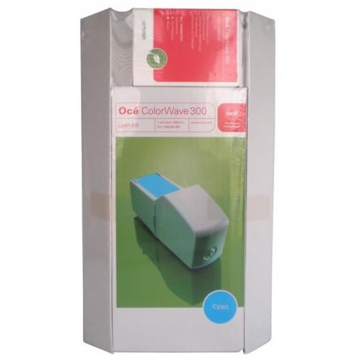 Oce Colorwave 300 Cyan Combi Pack CW300 29953901