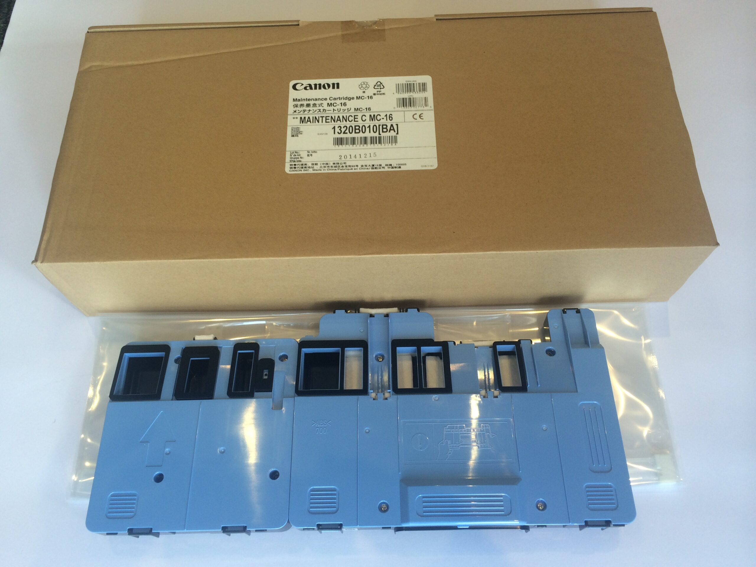 Oce MC-16 CS2124 CS2224 Maintenance Cartridge 29952394 (previously 29800053)