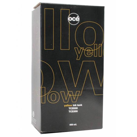 Oce TCS300 TCS500 Yellow Ink Cartridge 400ml 1060019425