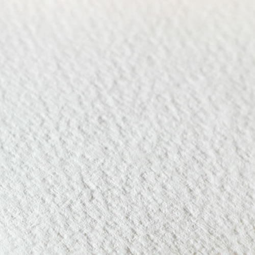 "GDS Matt Textured Fine Art Cotton Paper Roll 300gsm 24"" inch A1 610mm 15mt - surface representation - please request a sample if critical"