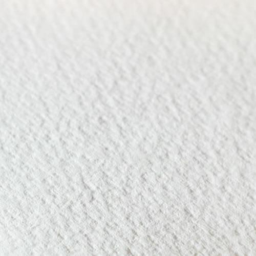 "GDS Matt Textured Fine Art Cotton Paper Roll 300gsm 44"" inch 1118mm 15mt  - surface representation - please request a sample if critical"