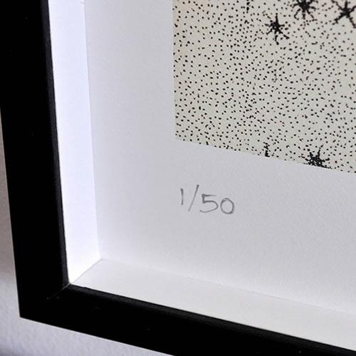 "GDS Matt Textured Fine Art Cotton Paper Roll 300gsm 44"" inch 1118mm 15mt  - suggested usage"