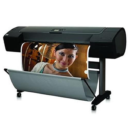 HP DesignJet Z2100 Printer - 44 inch 8 colour Photographic Printer with Embedded Spectrophotometer