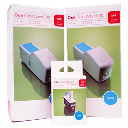 Oce Colorwave 300 Cyan Combi Pack XL CW300 29953905