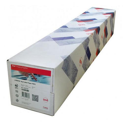 Canon Group Oce LFM098 PPC Top Color Colour Paper Roll 160gsm 841mm x 100mt 3 inch core 97001704