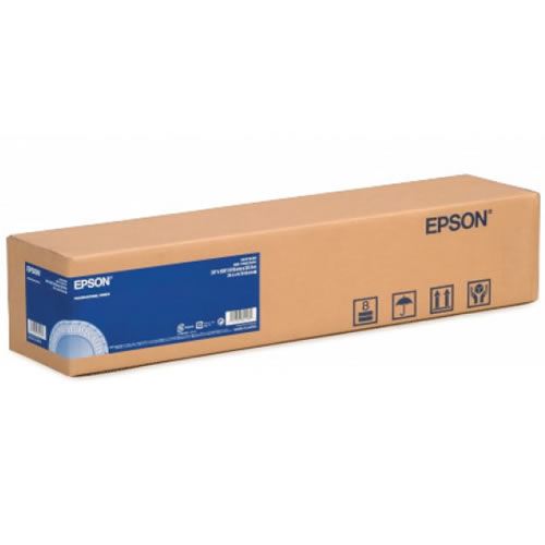 "Epson Enhanced Matte Paper Roll 189gsm 17"" inch 432mm x 30.5mt C13S041725"