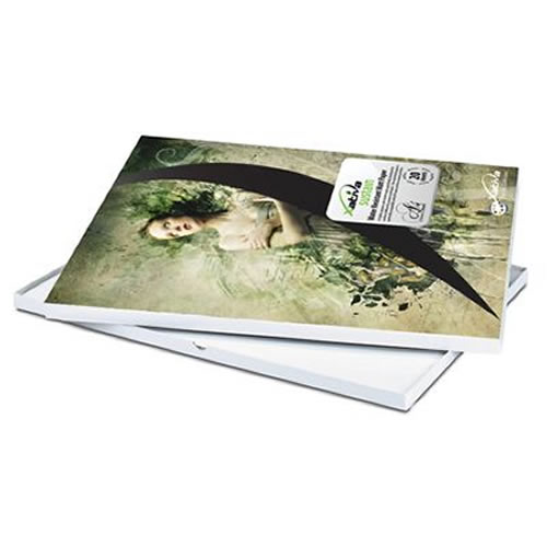 Xativa Canvas Textured Paper 230gsm A3 x 50 sheet XCTP230-A3 - paper made to look and feel like inkjet canvas