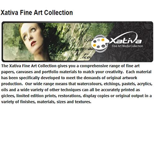 Xativa Fine Art Range