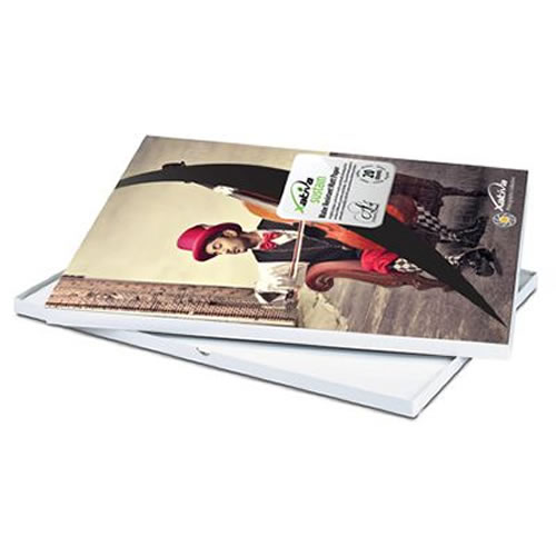 Xativa Ultra White Satin Photo Paper 190gsm A4 x 50 sheets XSUW190-A4 next day delivery from GDS Graphic Design Supplies Ltd
