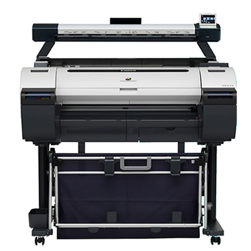 "New Canon imagePROGRAF iPF670 MFP L24 - Scan Print Copy - 24"" inch A1 Multifunction Wide Format Scanner Printer"