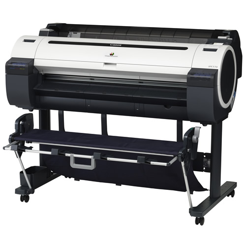 Canon imagePROGRAF iPF770 5 colour 36 inch A0 Wide Format CAD / Poster Printer