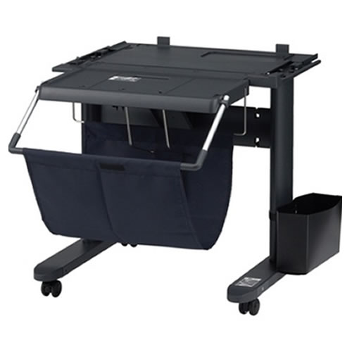 "Canon ST-11 Printer Stand - 17"" inch A2 floor stand for Canon iPF500, iPF510, iPF5000 & iPF5100 Printers 1255B006AA"