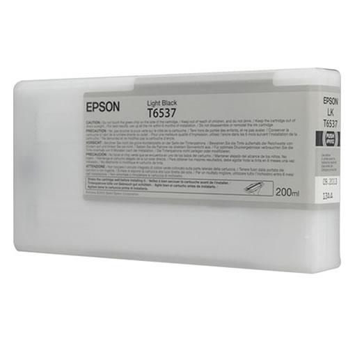 Epson T653700 Light Black Ink Tank 200ml Cartridge C13T653700 for Epson Stylus Pro 4900 printers