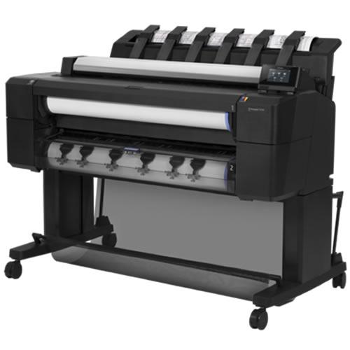 "HP DesignJet T2530 eMFP - A0 36"" inch - Colour Dual Roll Printer Scanner Copier - L2Y25A"