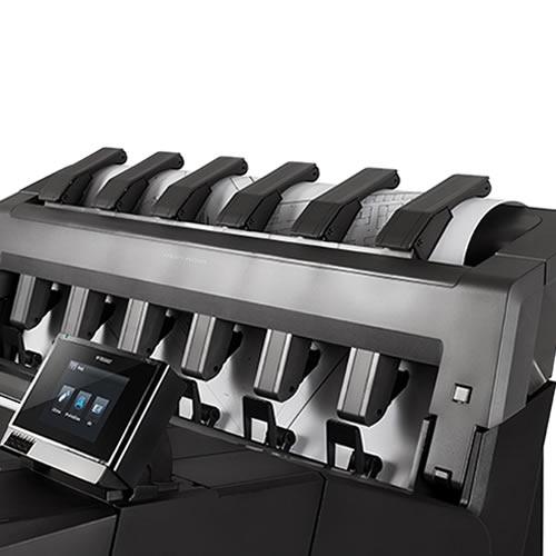 "HP DesignJet T930PS postscript Printer - 36"" inch A0 CAD & General Purpose Wi-Fi Enabled Wide Format Printer - L2Y22A"